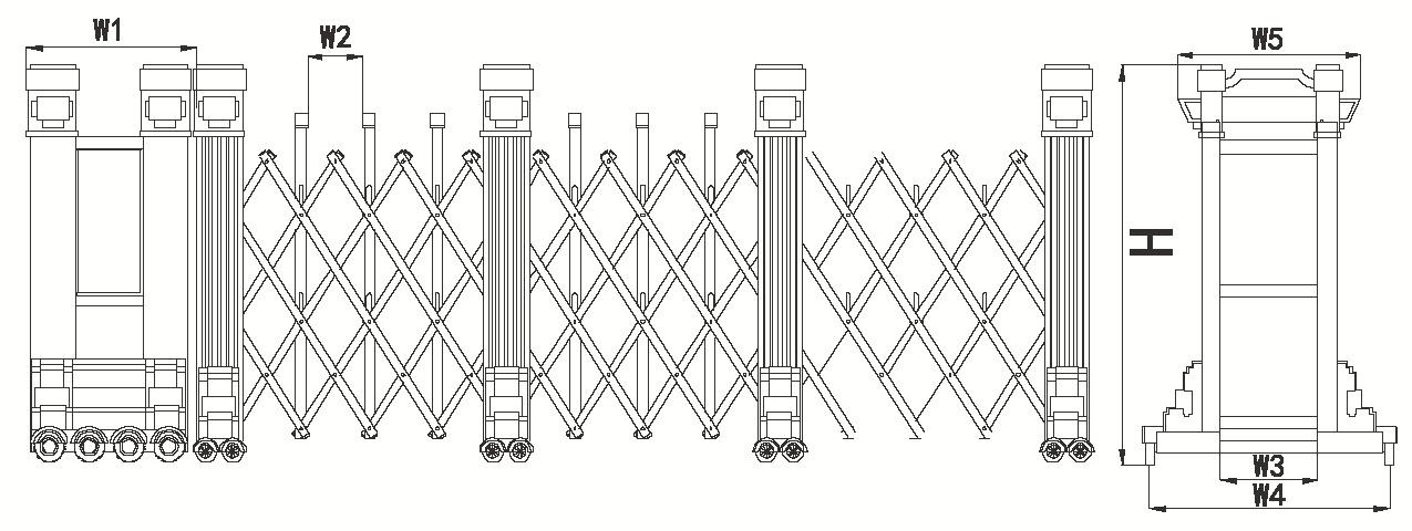 湖南芯竹源智能科技有限公司,电动伸缩门|湖南车牌识别道闸系统|湖南旗杆|长沙岗亭|通道闸|旋转门